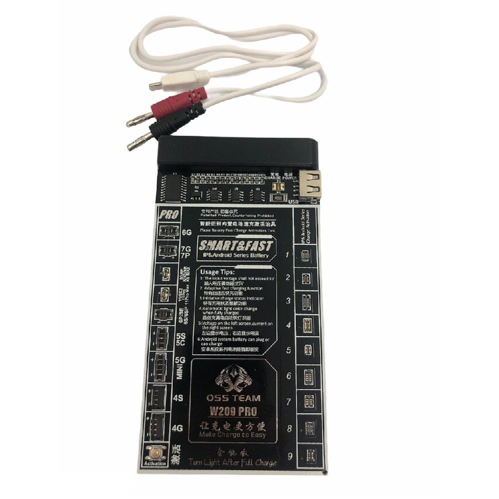 W209 Pro Batarya Şoklama Cihazı